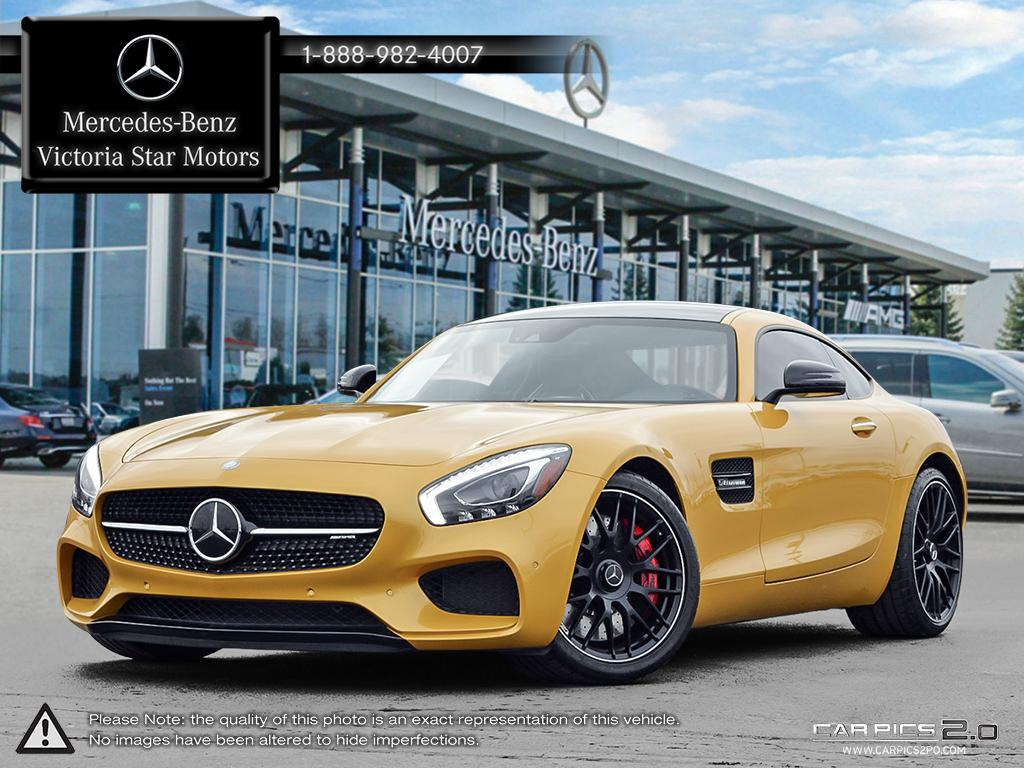 Certified pre owned 2017 mercedes benz amg gt amg gt s for Mercedes benz pre owned inventory