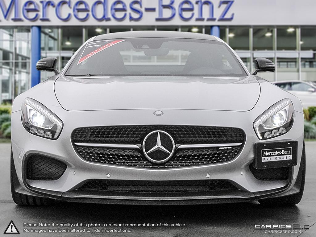 Certified pre owned 2016 mercedes benz s class amg gt s 2 for Pre owned mercedes benz s class