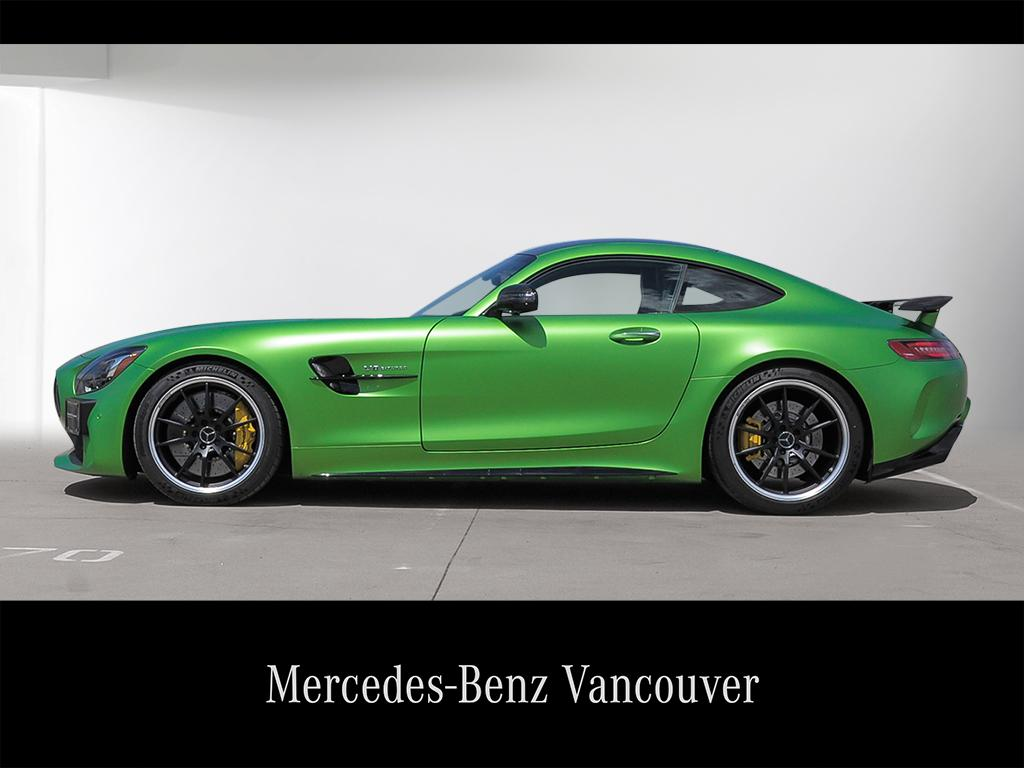 Certified Pre-Owned 2018 Mercedes-Benz GT-CLASS AMG GT R