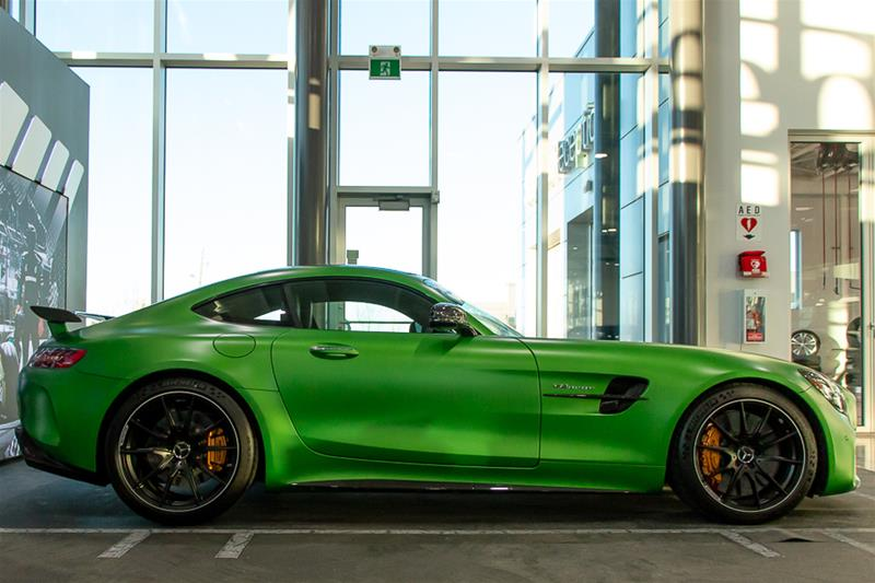 Pre-Owned 2018 Mercedes-Benz GT-CLASS AMG GT R