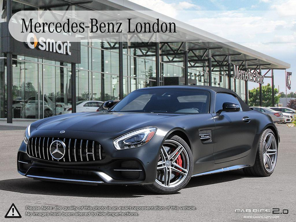 Certified Pre Owned 2018 Mercedes Benz Gt Cl Amg C