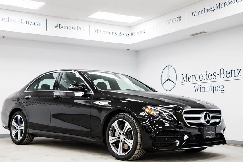 Certified pre owned 2017 mercedes benz e class e300 sedan for Mercedes benz e300 sedan