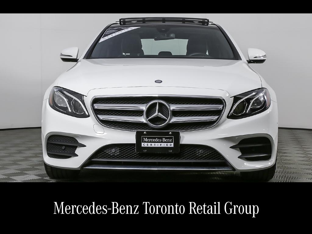 Certified Pre-Owned 2017 Mercedes-Benz E-CLASS E300
