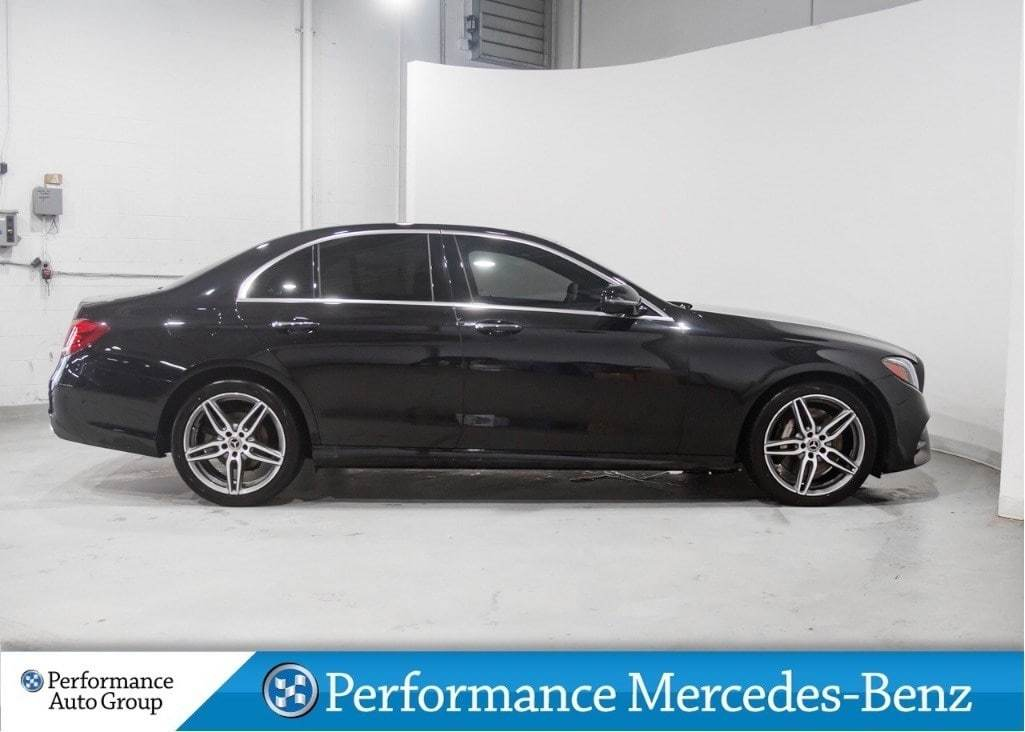 Certified Pre-Owned 2018 Mercedes-Benz E-CLASS E300