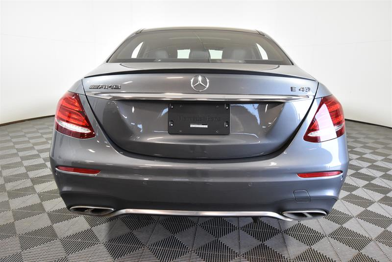 Certified Pre-Owned 2017 Mercedes-Benz E-CLASS E43 AMG