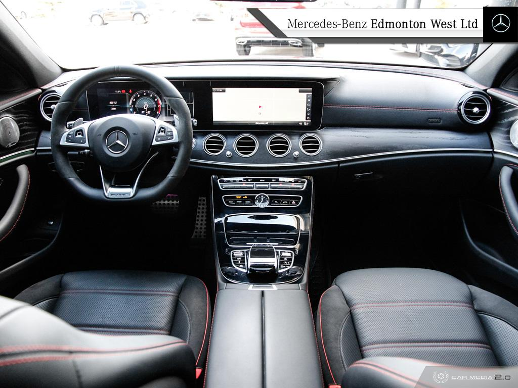 Certified Pre-Owned 2018 Mercedes-Benz E-CLASS E43 AMG