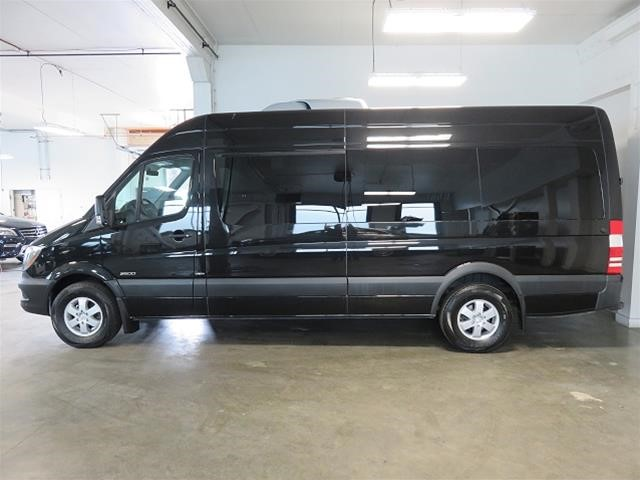 Certified pre owned 2015 mercedes benz sprinter 2500 for Mercedes benz sprinter canada
