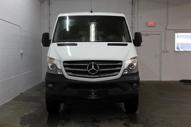 New 2017 mercedes benz sprinter 2500 passenger sprinter for Mercedes benz sprinter canada