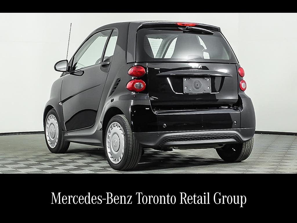 Certified pre owned 2015 smart fortwo coupe fortwo 2 door for Mercedes benz pre owned vehicle locator