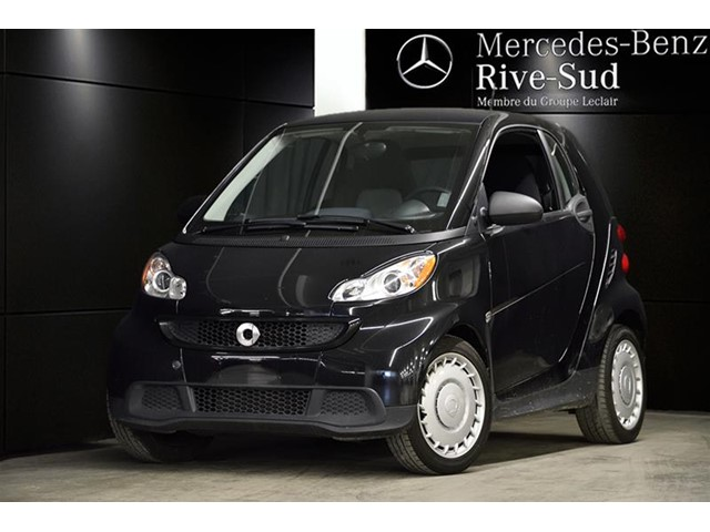 certified pre owned 2015 smart fortwo coupe fortwo 2 door. Black Bedroom Furniture Sets. Home Design Ideas