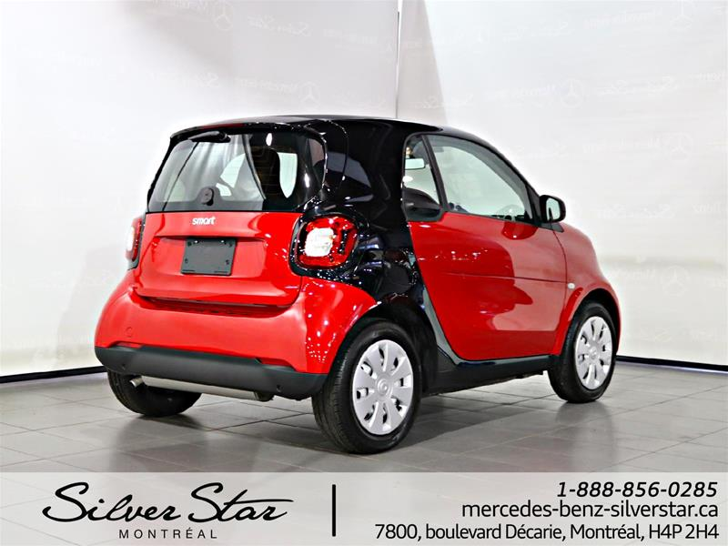 certified pre owned 2016 smart fortwo coupe fortwo 2 door. Black Bedroom Furniture Sets. Home Design Ideas