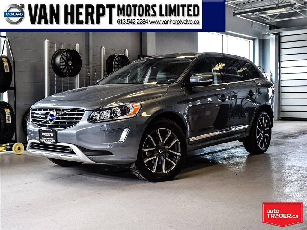 Pre-Owned 2017 Volvo XC60 XC60