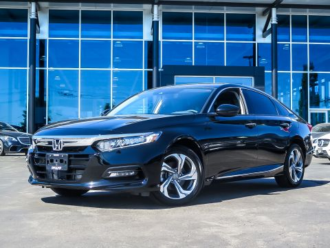 Pre-Owned 2018 Honda Accord Sedan Accord