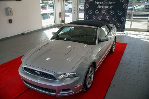 Pre-Owned 2013 Ford Mustang Mustang