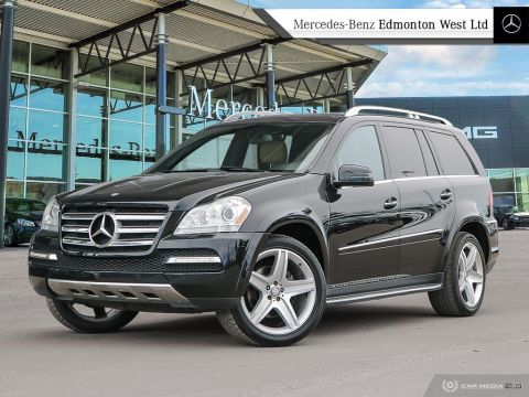 Pre-Owned 2011 Mercedes-Benz GL-CLASS GL550