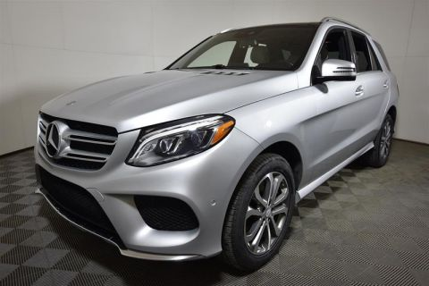 Certified Pre-Owned 2016 Mercedes-Benz GLE GLE400