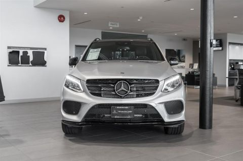 Certified Pre-Owned 2018 Mercedes-Benz GLE GLE550e