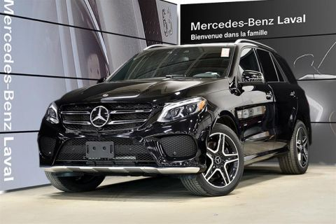 Certified Pre-Owned 2018 Mercedes-Benz GLE GLE43 AMG