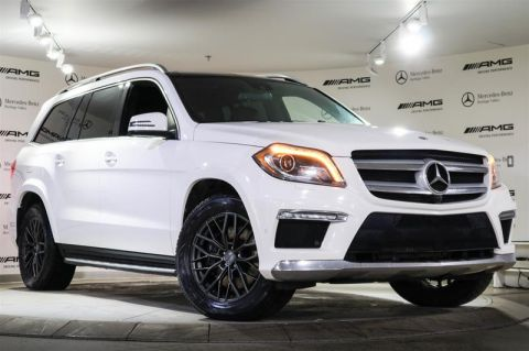 Pre-Owned 2015 Mercedes-Benz GL-CLASS GL350