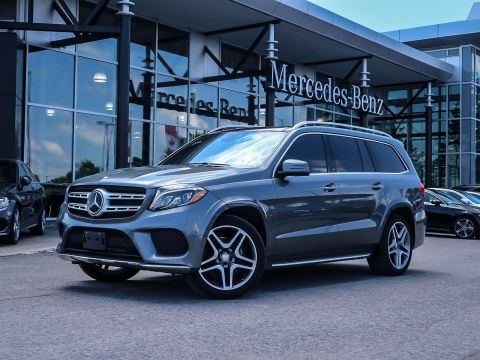 Certified Pre-Owned 2017 Mercedes-Benz GLS GLS450