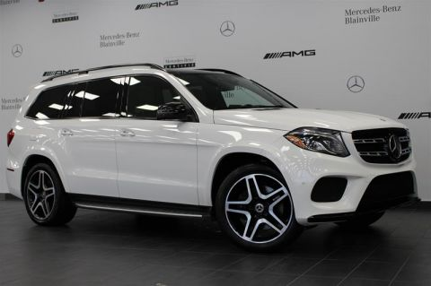 Pre-Owned 2017 Mercedes-Benz GLS GLS450