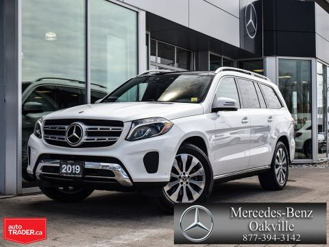 Certified Pre-Owned 2019 Mercedes-Benz GLS GLS450
