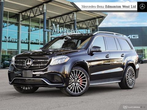 Certified Pre-Owned 2017 Mercedes-Benz GLS GLS63 AMG
