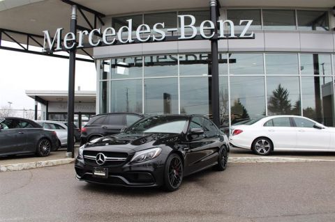 Certified Pre-Owned 2016 Mercedes-Benz C-CLASS C63 S AMG