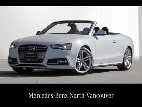 Pre-Owned 2016 Audi S5 S5