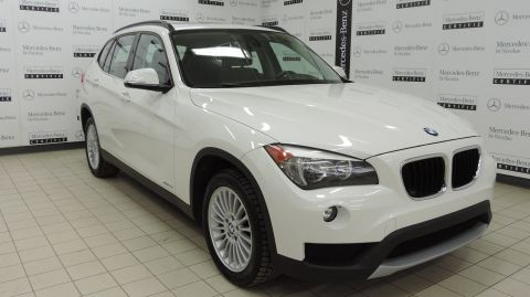 Pre-Owned 2014 BMW X1 X1