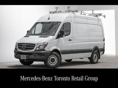 Certified Pre-Owned 2017 Mercedes-Benz Sprinter 2500 Cargo Sprinter V6 2500 Cargo 144