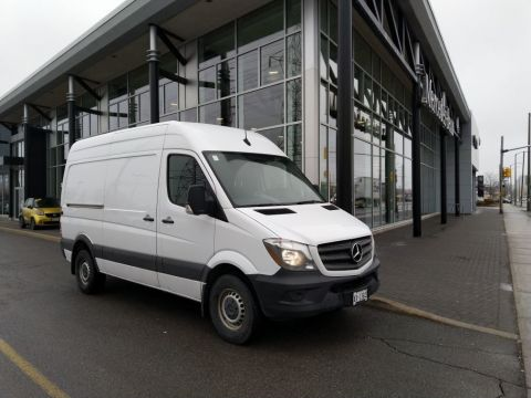 Certified Pre-Owned 2018 Mercedes-Benz Sprinter 2500 Cargo Sprinter V6 2500 Cargo 144