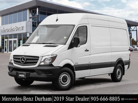 Pre-Owned 2015 Mercedes-Benz Sprinter 2500 Cargo Sprinter 2500 Cargo 144