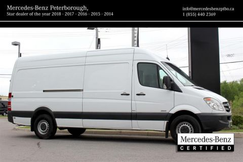 Pre-Owned 2013 Mercedes-Benz Sprinter 2500 Cargo Sprinter 2500 Cargo 170
