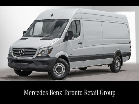 Certified Pre-Owned 2016 Mercedes-Benz Sprinter 2500 Cargo Sprinter V6 2500 Cargo 170