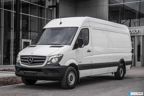 Pre-Owned 2015 Mercedes-Benz Sprinter 2500 Cargo Sprinter 2500 Cargo 170