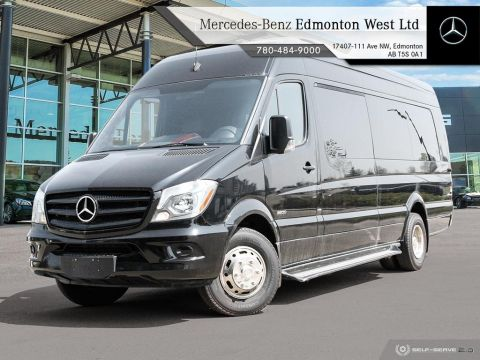 Certified Pre-Owned 2016 Mercedes-Benz Sprinter 3500 Cargo Sprinter V6 3500 Cargo 170 Ext.