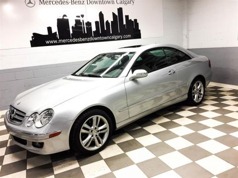Pre-Owned 2007 Mercedes-Benz CLK CLK350