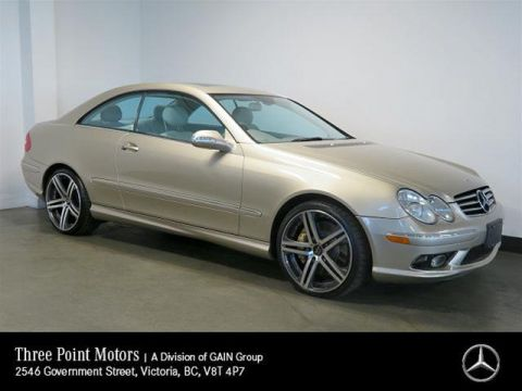 Pre-Owned 2003 Mercedes-Benz CLK CLK500
