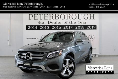 Certified Pre-Owned 2018 Mercedes-Benz GLC GLC300