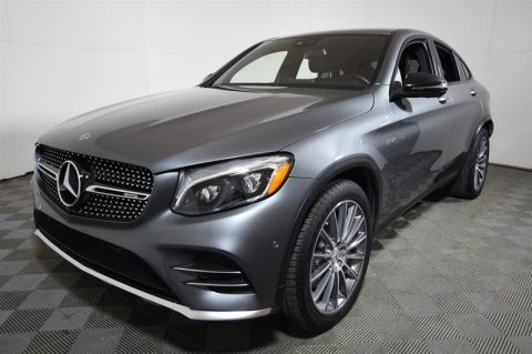 Pre-Owned 2019 Mercedes-Benz GLC GLC43 AMG