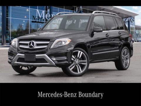 Certified Pre-Owned 2015 Mercedes-Benz GLK GLK350