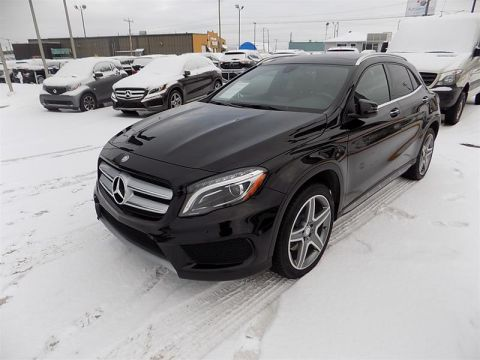 Pre-Owned 2015 Mercedes-Benz GLA GLA250