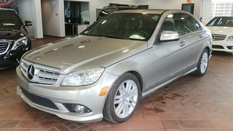 Pre-Owned 2008 Mercedes-Benz C-CLASS C300