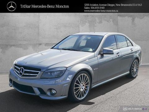 Pre-Owned 2010 Mercedes-Benz C-CLASS C63 AMG