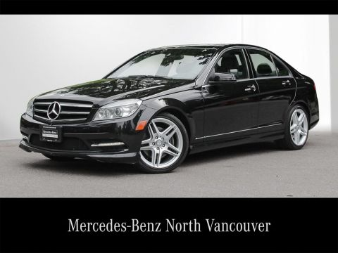Pre-Owned 2011 Mercedes-Benz C-CLASS C350