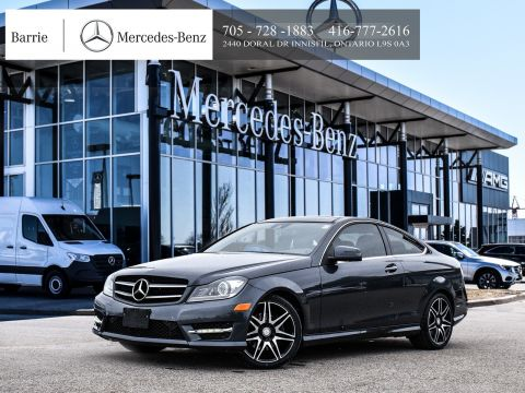Pre-Owned 2014 Mercedes-Benz C-CLASS C350