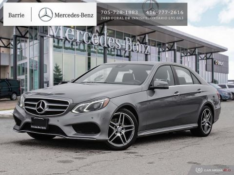 Pre-Owned 2015 Mercedes-Benz E-CLASS E250