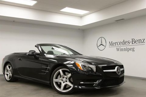 Pre-Owned 2016 Mercedes-Benz SL-CLASS SL550