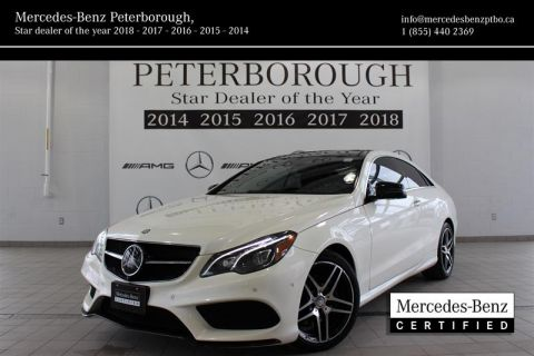 Certified Pre-Owned 2015 Mercedes-Benz E-CLASS E400